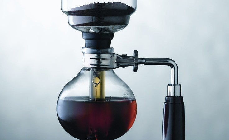 Coffee Syphon and burner
