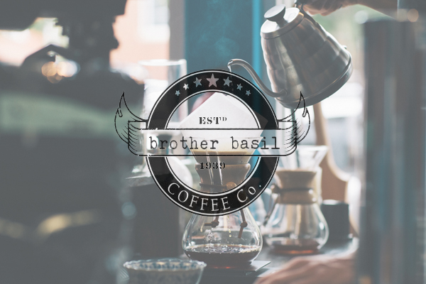 Brother Basil logo