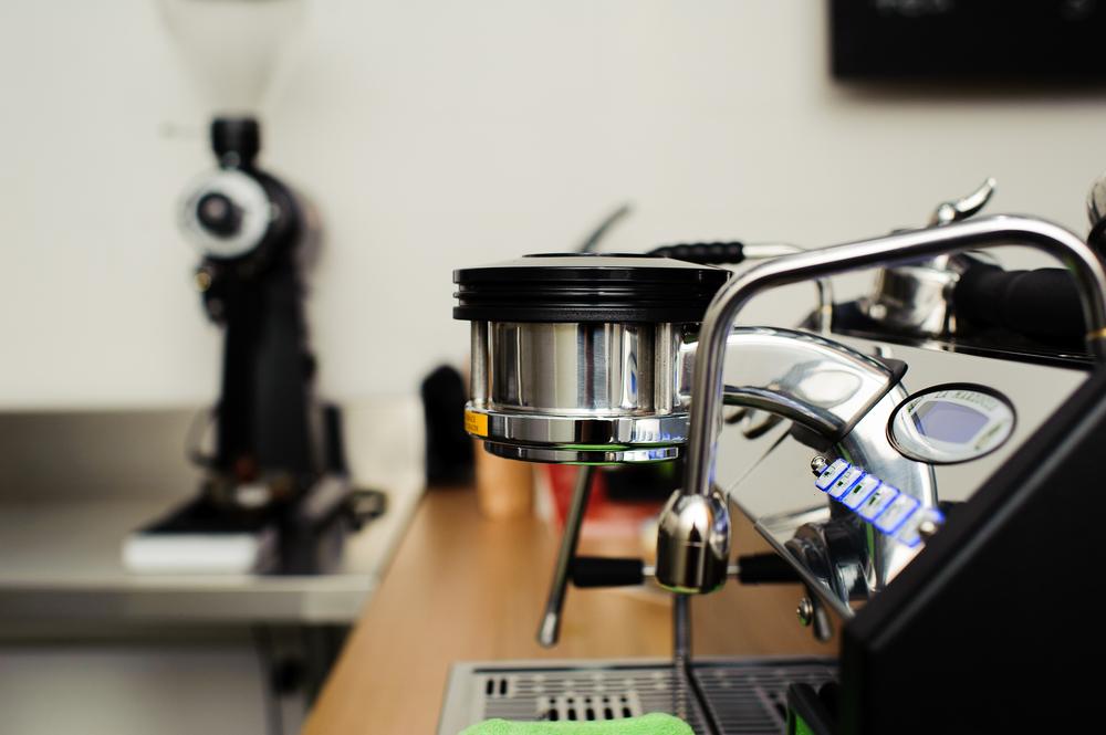 Promised Land Coffee machine