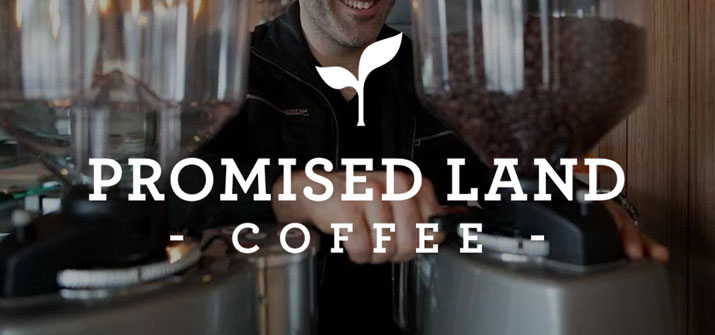 Promised Land Coffee header
