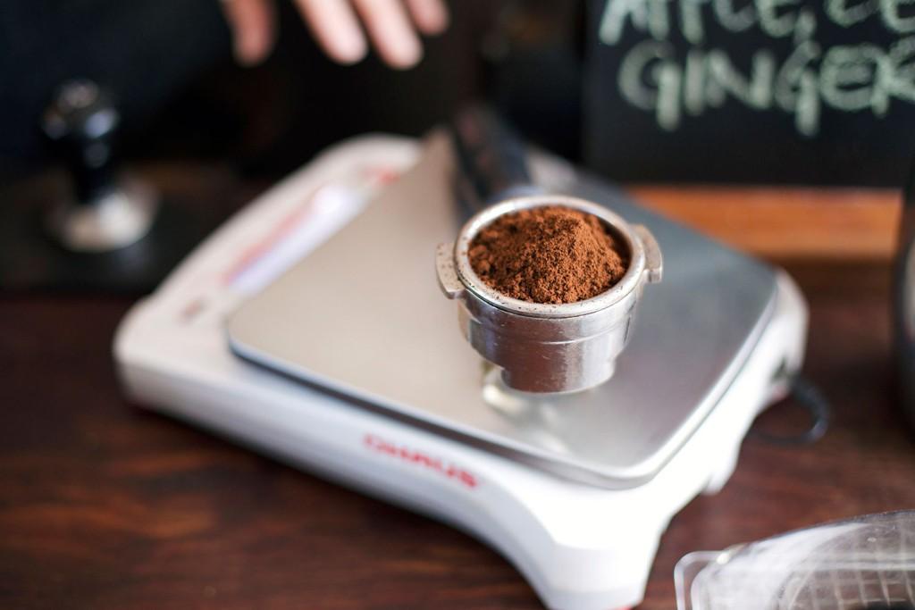 clark st coffee ground