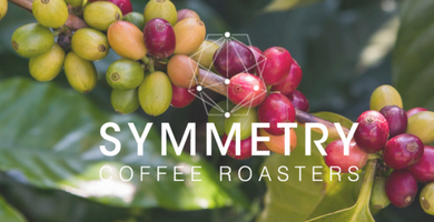 Symmetry Coffee Roasters logo