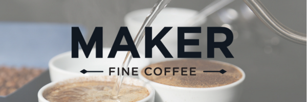 Maker Fine Coffee header