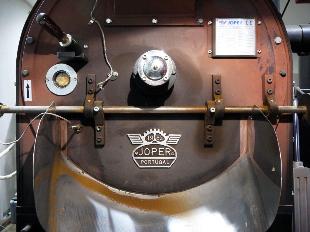 Atomica Coffee Roasters Joper roaster