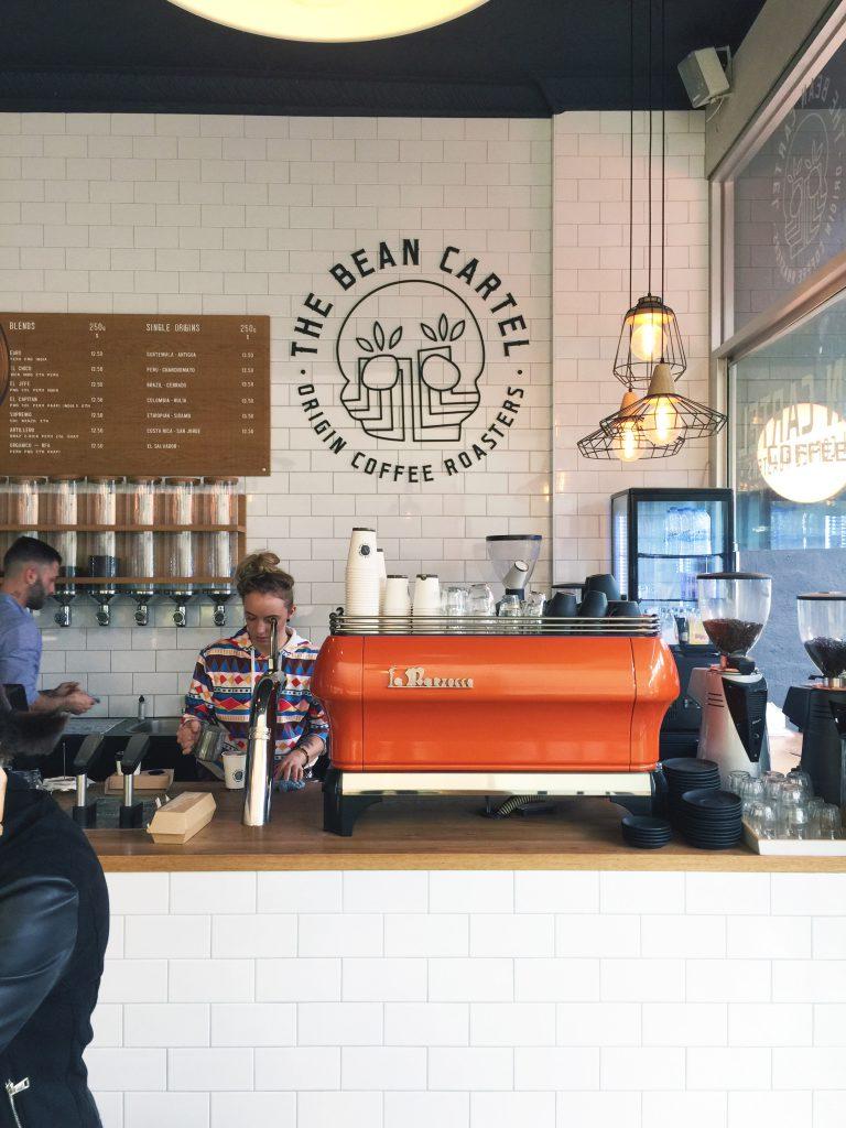 The Bean Cartel Origin Coffee Roasters cafe Armadale