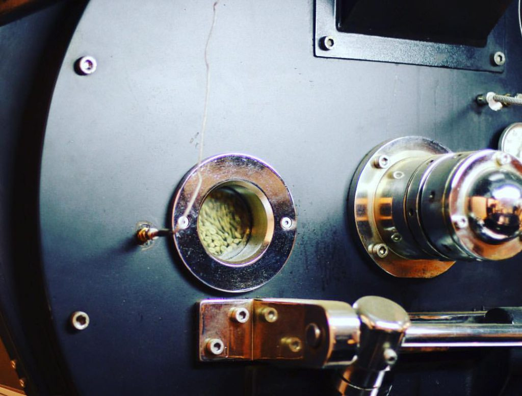 Rosso Roasting Co Coffee roaster
