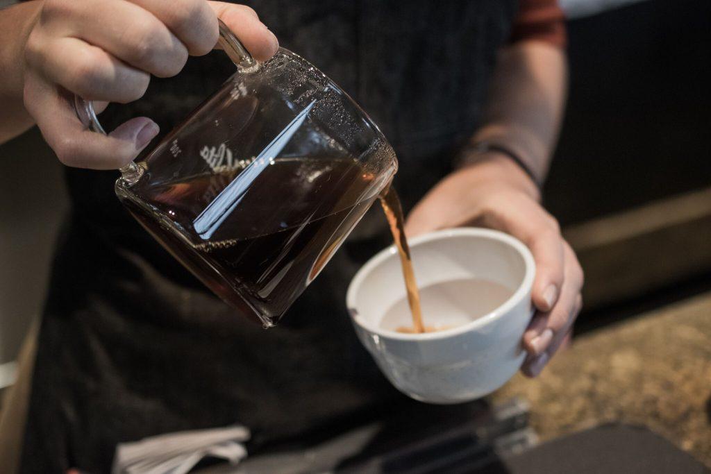 Code Black Coffee Roasters kalita
