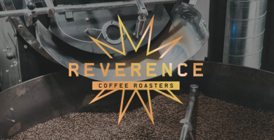 Logo header - Reverence Coffee