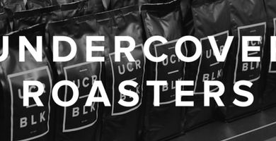 Header logo - Undercover Coffee Roasters