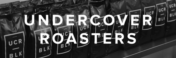 Header logo - Undercover Coffee Roasters
