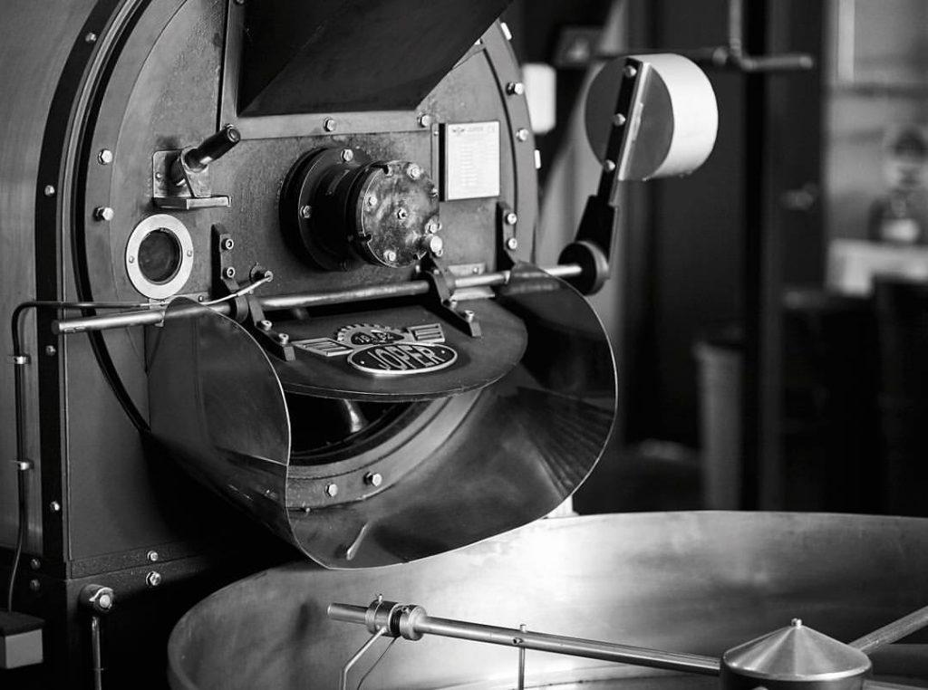 Undercover Coffee Roasters Joper roaster