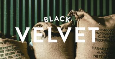 Header Black Velvet Coffee Roasters