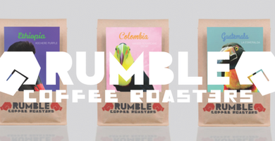 Header Rumble Coffee Roasters