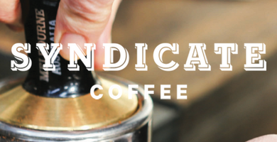 Syndicate Coffee Roasters header