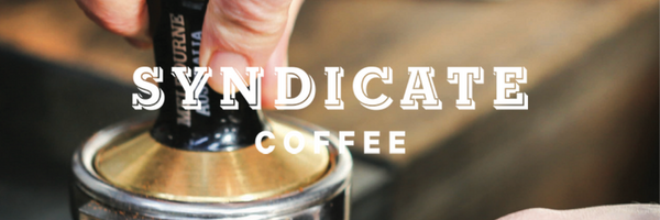 Syndicate Coffee Roasters header