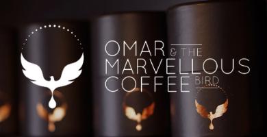 Omar Coffee Bird Roasters header