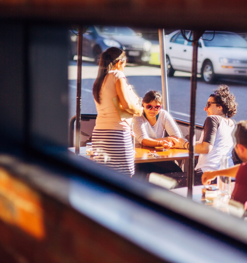 Omar Coffee Bird cafe alfresco