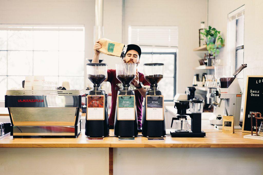 locale espresso coffee grinder refill