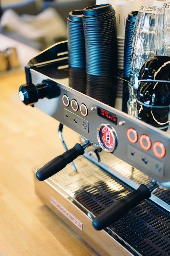 locale espresso coffee lamarzocco