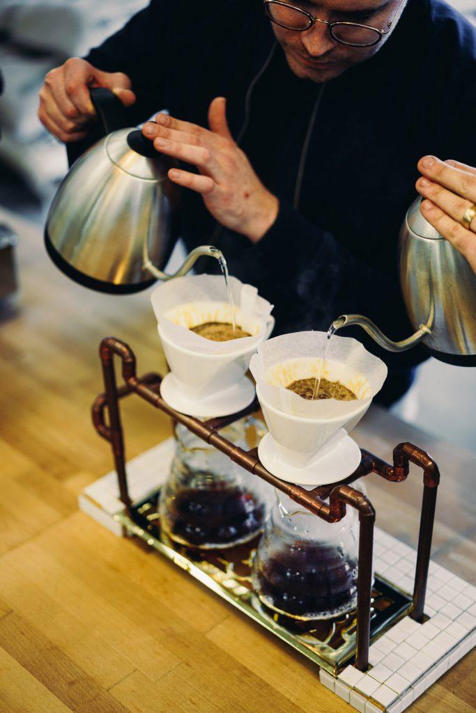 locale espresso coffee pourover