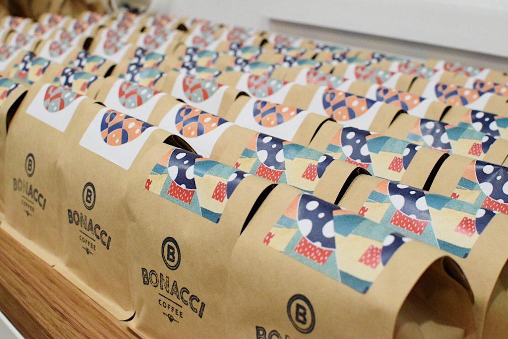 bonacci coffee roasters new-packaging
