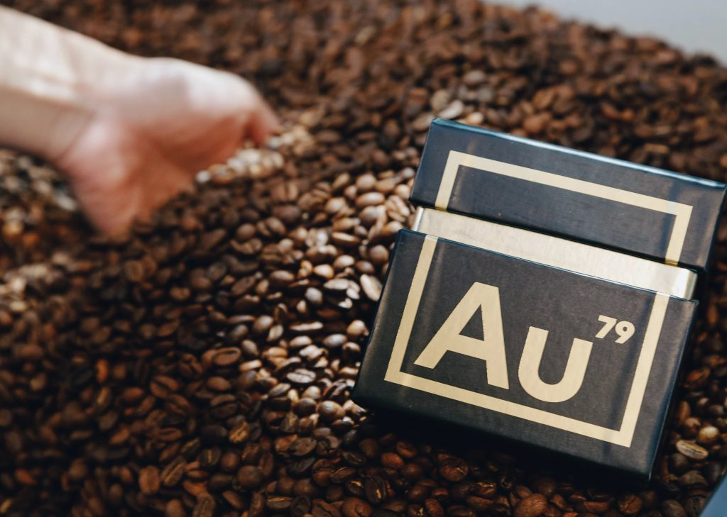 au79 coffee roasters beans packaging