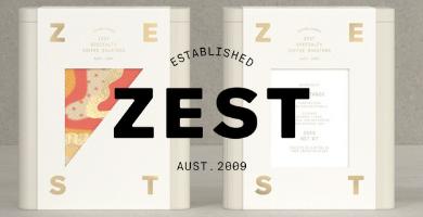 zest coffee roasters header