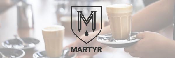 martyr coffee roasters header