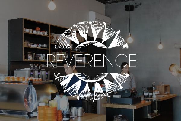 Reverence Coffee header
