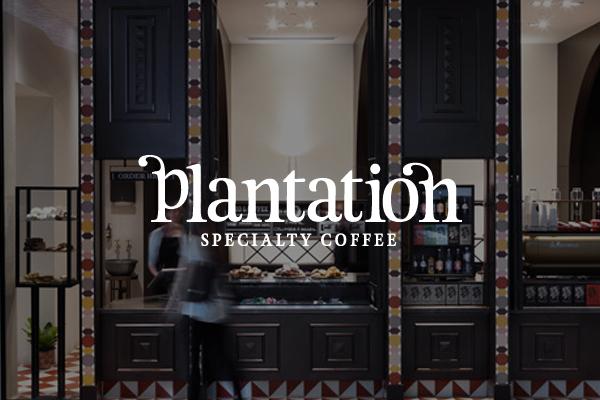Plantation Specialty Coffee Header