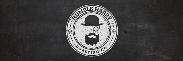 Humble Harry Coffee logo header