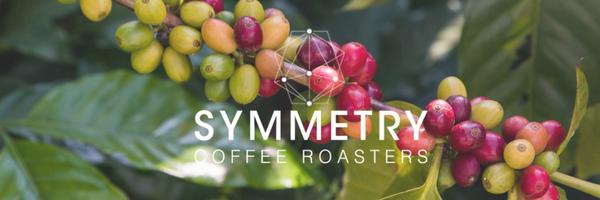 Symmetry Coffee Roasters logo