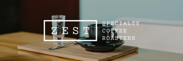 Zest Specialty Coffee email header