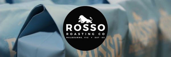 Email header - Rosso Roasting Co