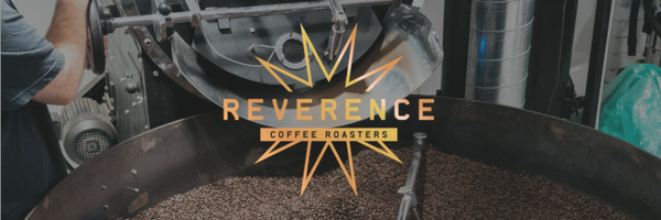 Logo header - Reverence Coffee