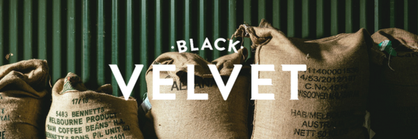 Header Black Velvet Coffee Roasters