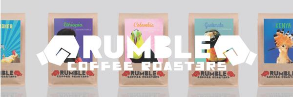 Header Rumble Coffee Roasters