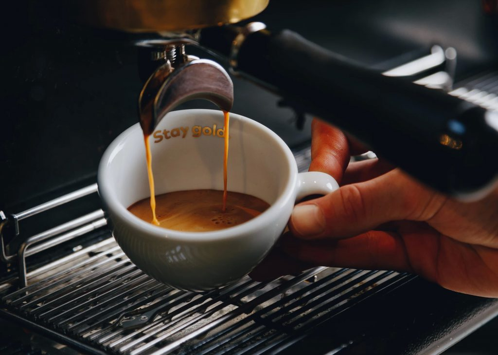 au79 coffee roasters espresso extraction