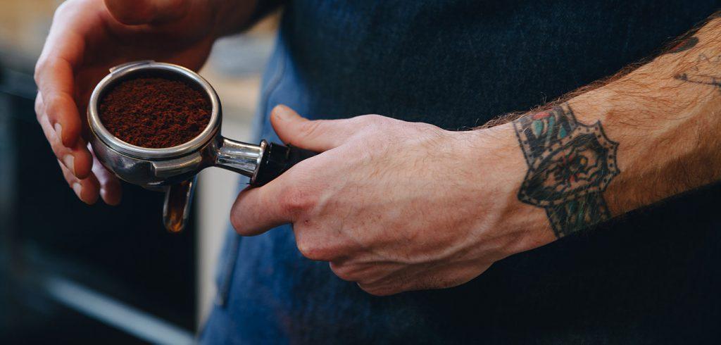 au79 coffee roasters tamp