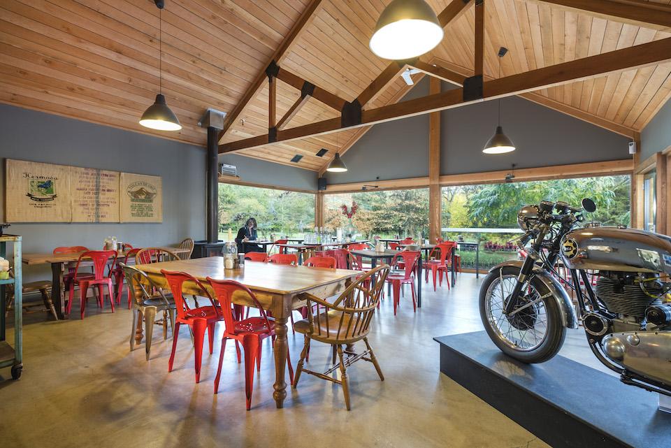 motobean coffee roasters cafe interior
