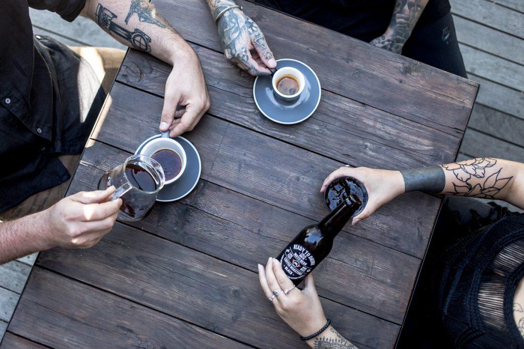 motobean coffee roasters cold brew