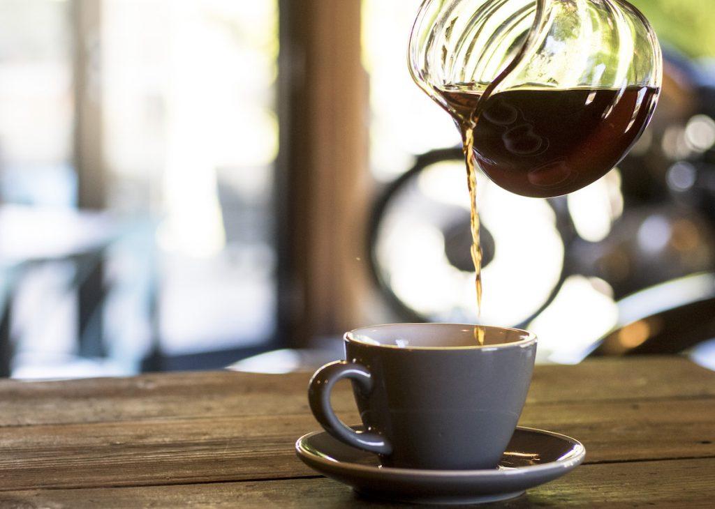 motobean coffee roasters filter pour