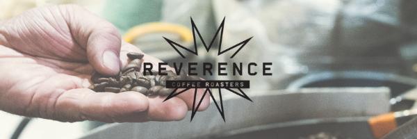 reverence coffee roasters header