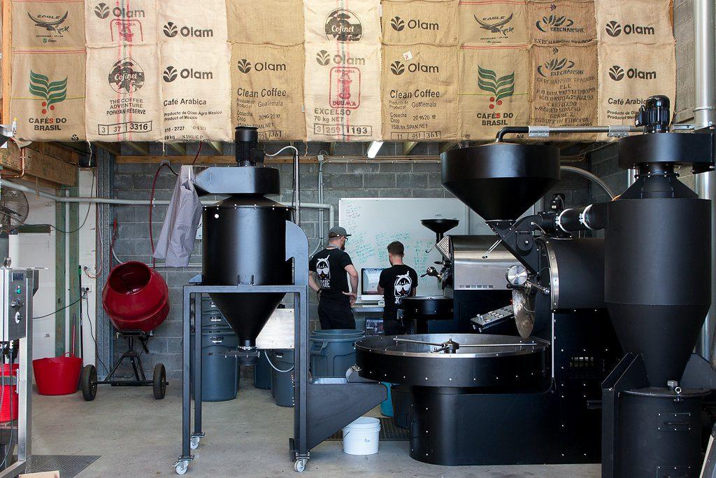 josie coffee roasters roasting technology