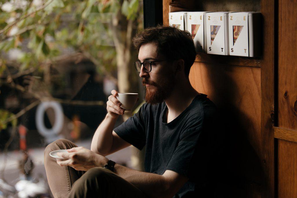 zest specialty coffee drinking