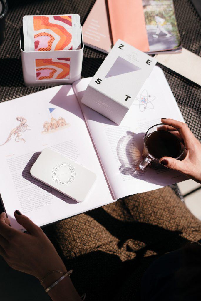 zest specialty coffee reading