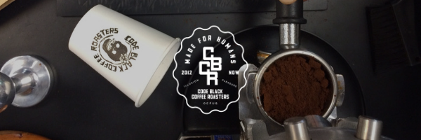 code black coffee roasters header