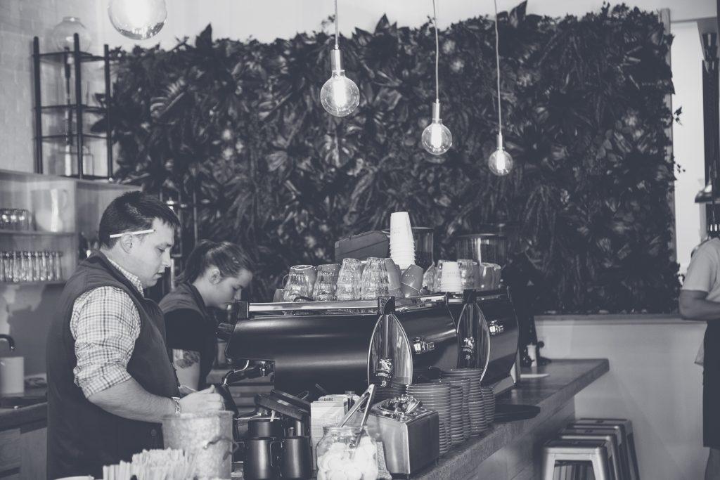mansfield coffee merchant baristas