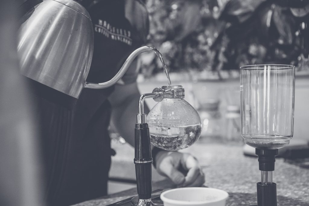 mansfield coffee merchant siphon