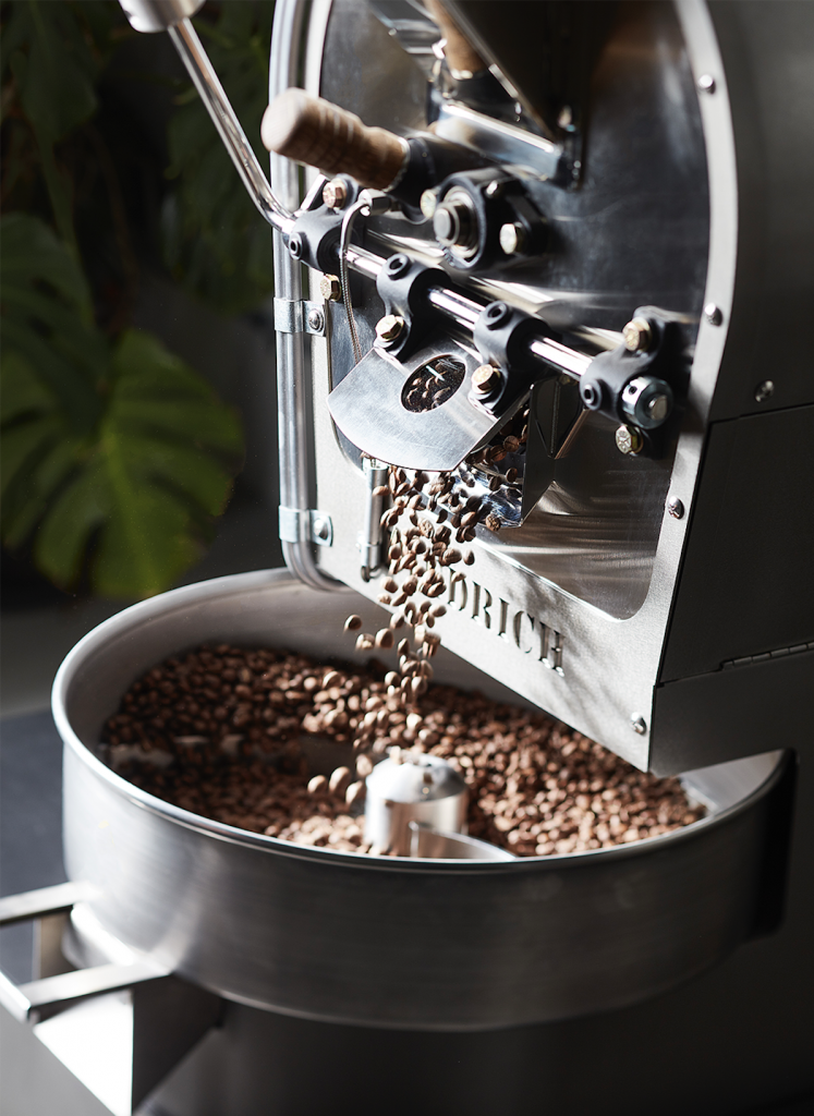 criteria coffee roasting